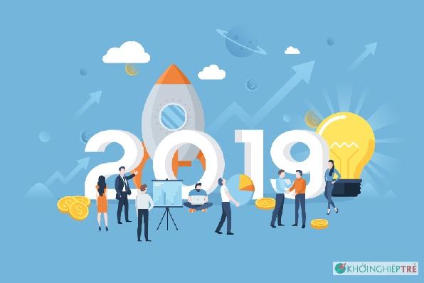 Những xu hướng khởi nghiệp được chờ đợi nhất năm 2019