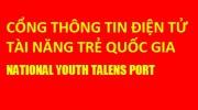 Về Cổng Thông tin điện tử Tài năng trẻ Quốc gia